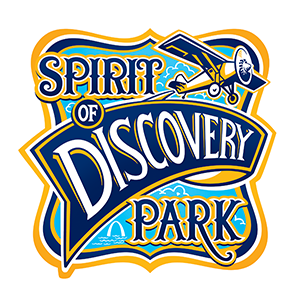 Spirit of Discovery Park Logo